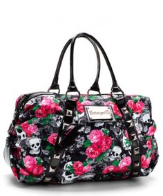 Betsy Johnson! - Want this Bag!!! :)