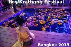 Where to go to celebrate Loy Krathong in Bangkok & Thailand in Thailand Festivals, Bangkok Travel Guide, Bangkok Thailand, Where To Go, Places To See, Traveling By Yourself, Travel Destinations, Tours, Adventure