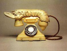 1938 Lobster Telephone