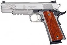 While my son is serving in S. Korea, I'm taking care of his S .45 cal. 1911 :-)