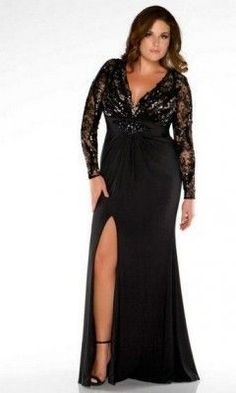 Make A Bold Entrance In This Evening Gown From Mac Duggal Fabulouss Mix Of Lace And Shimmering Detail
