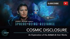Goode Vlog Update | Cosmic Disclosure - An Exploration of the Artists and their Works -- Announcement of SBA Graphic Novel Project to Come From Cosmic Disclosure Artists