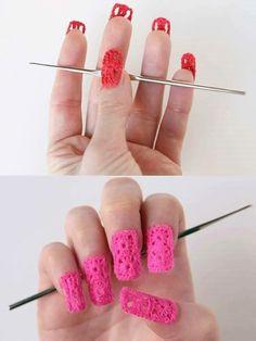 solution ongles, mini granny, granny ongles, ronger ses ongles,
