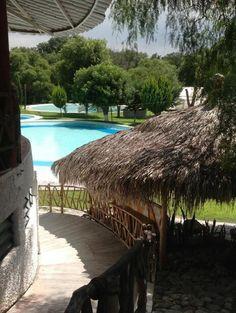 De visita en #Parque #Ecoturistico Renacimiento, municipio de #Tasquillo. ¡El lugar ideal para alejarte de la rutina!