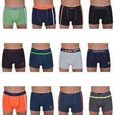 8535461074 Remixx Herren Boxershorts Retroshorts aus Baumwolle Shorts für Männer und  Jungen aus der Kollektion 2019 Übergrößen