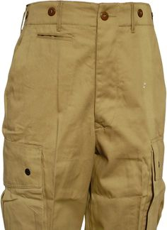 US M42 PARATROOPER TROUSERS