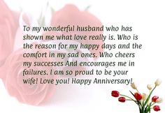 31st Wedding Anniversary Gift For Husband : Happy anniversary, Anniversaries and Happy on Pinterest