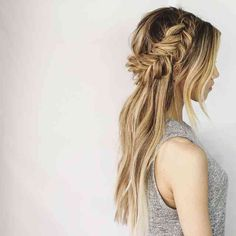 25 Braided Hairstyles You Haven't Seen Before