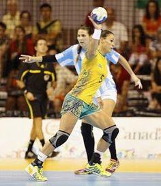 Blog Esportivo do Suíço:  Brasil vence a Argentina e leva o penta no handebol feminino