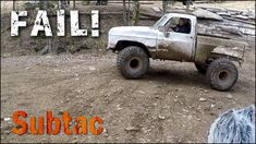 Chevy Truck Rock Crawler Gets Taught A Lesson | Wheelin' In The Country ...