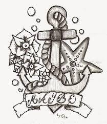 dibujos de una sirena en un ancla para colorear  Buscar con