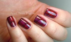 Paint Those Piggies!: Vivid Lacquer Stamping Plate Review: 9 Stamped Designs VL001