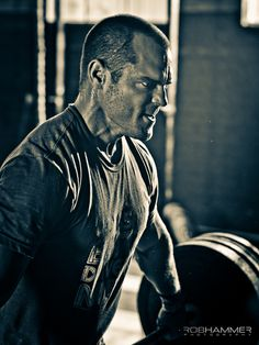 Great FACE! - H3d1 Crossfit Photography