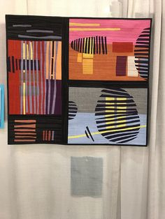 Day one at Quiltcon 2018 | rayna gillman studio improv & modern art quilts