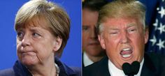Trump legt los: Er werde von Europa ein Ende des unkontrollierten Flüchtlingsstroms verlangen