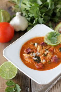 8. Chicken Tortilla-less Soup #greatist https://greatist.com/eat/whole-30-recipes-for-every-meal