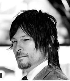 Norman Reedus from the Walking Dead...Oh my!
