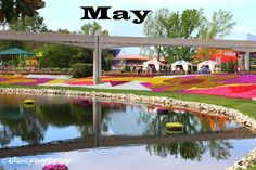 Flower and Garden Festival - May Calendar