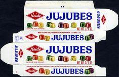 Heide - Jujubes candy box
