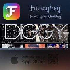 My new keyboard, made with @FancyKey ✊ http://dl2.fancykeyapp.com #FancyKey