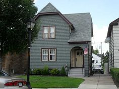 MJ Peterson Real Estate -- 306 McKinley Ave TONAWANDA, NY -- Super charming Kenmore Village home boasting a new kitchen with granite countertops (2013), refinished wood floors, and many new rooms of H.W. floors. Newer bath 2012, newer furnace with central A/C. Lovely patio off huge family room, beautiful yard, new garden shed (2012). Smallest bedroom currently being used and fitted for walk-in dressing room with built in make-up vanity. A gem to show! H20 (2013) and concrete drive (2012).