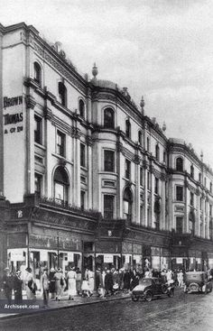 1848 - Brown Thomas, Grafton Street,, Dublin.