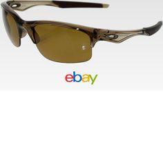 Oakley Men's Polarized Bottle Rocket OO9164-05 Brown Wrap Sunglasses
