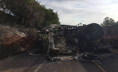 Caminhoneiro provocou acidente que matou 21 no PR, diz perícia - 12/11/2016 - Cotidiano - Folha de S.Paulo
