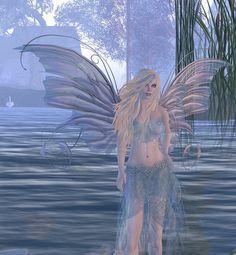 WaterFairySnapshot_011 by Violaine Villota, via Flickr