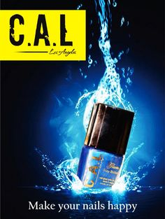 Make Your #Nails Happy.. Buy CAL #NailPaints..