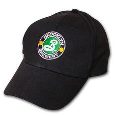 Brooklyn Brewery Logo Adjustable Baseball Hat, Men's