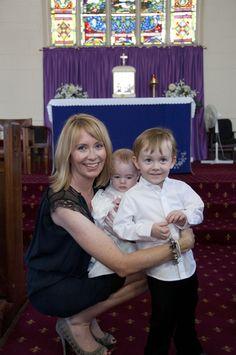 my babies baptised 19.02.12