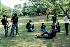 AD Shoot- with crew members. http://oviyastudio.com
