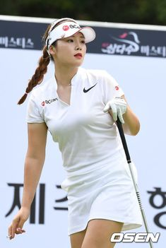 Starts on Fri., surprise about Inbee Park showing up for this one in a field of SBS Golf hasn't posted the TV sked yet. Golf Player, Golf Wear, Lpga, Great Women, Sexy Asian Girls, Ladies Golf, Sport Girl, Athlete, Sports