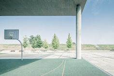 The Modern World 2 by Andreas Levers, via Behance