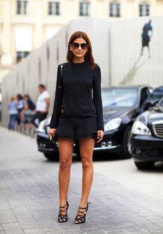 Simple but elegant black
