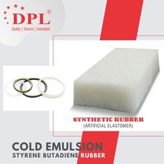 DPL Synthetic Rubber elastomer is a light-colored, general purpose, cold Styrene Butadiene Rubber(SBR) polymer. It provides the maximum in physical properties along with excellent color properties. It is recommended for general-purpose applications for soles, household products, and mechanical rubber goods.  #Synthetic_Rubber_Elastomer #Rubber #polymer Physical Properties, Household Products, Synthetic Rubber, Light Colors, Purpose, Cold, Bright Colours