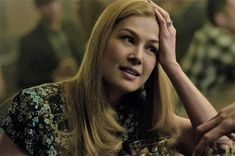 BECAUSE of the way she looks, Gone Girl star Rosamund Pike tends to get cast in roles that call for a cool, Grace Kelly-style reserve. Rachel Jones, Hbo Tv Series, Grace Kelly Style, Evil Stepmother, Female Villains, Liane Moriarty, Gillian Flynn, High Cheekbones, Meet Girls
