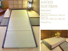 futon mattresses futons shop pte fold luxury 4 fold forward tatami 4