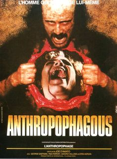 Anthropophagus (1980) Stars: Tisa Farrow, Saverio Vallone, Serena Grandi ~ Director: Joe D'Amato