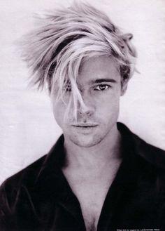 Portrait of Brad Pitt, 1997