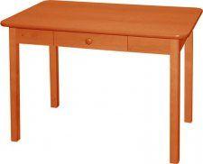 Jídelní stůl 60x90.(šuplík) PATRIK S01 Office Desk, Furniture, Home Decor, Desk Office, Decoration Home, Desk, Room Decor, Home Furnishings, Home Interior Design