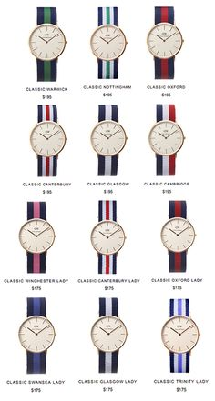 Rosie Londoner introduced me to Daniel Wellington watches. Cant get enough! Trendy Watches, Cool Watches, Nixon Watches, Dw Watch, Watch Bands, Rosie Londoner, Daniel Wellington Women, Some Might Say, Marc Jacobs Watch