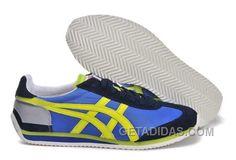 9e7df2b9ef Onitsuka Tiger California 78 VIN Mens Blue Yellow Super Deals, Price:  $74.00 - Adidas Shoes,Adidas Nmd,Superstar,Originals
