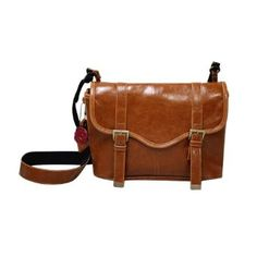 Amazon.com: Faux Leather Vintage Camera Bag Style with Shoulder Strap: Camera & Photo