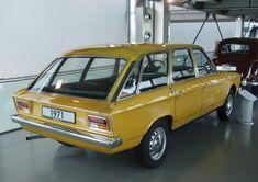 1971 Volkswagen K70 Variant Prototype