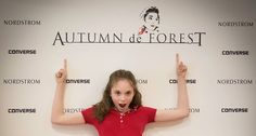 Dica de reportagem de Maria Cecilia Camargo: Artista prodígio já vendeu R$ 22,5 milhões em obras de arte aos 14 anos .  #artista #prodígio #vendas #milhões #arte #art #14anos #EUA #Autumn #deForest #desde5anos http://epocanegocios.globo.com/colunas/Coffee-Break/noticia/2016/07/artista-prodigio-ja-vendeu-r-225-milhoes-em-obras-de-arte-aos-14-anos.htmlAutumn de Forest, artista plástica de 14 anos (Foto: Reprodução/Facebook)