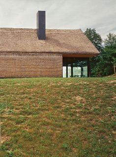 Zagorje Cottage Renovation – Hiža by Proarh http://ideasgn.com/architecture/zagorje-cottage-renovation-hiza-proarh/ #architecture