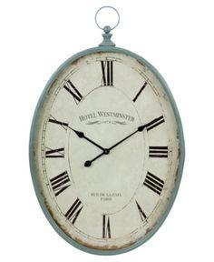 f802c372d3 Paloma Round Wall Clock Εκλεκτική Διακόσμηση