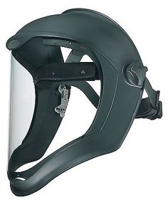 NEW SHIP FREE Sperian Protection S8500 Bionic Face Shield Clear Safety Visor